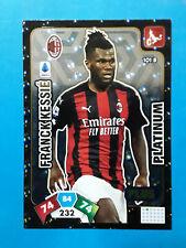 Panini Calciatori Adrenalyn 2020-21 2021 n.101B Kessie' Milan Platinum Plus