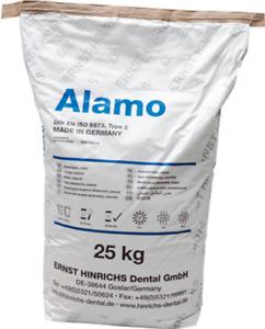 Alamo/Alamo S Alabastergips Modellgips Naturgips Abformgips Calciumsulfat 25 kg