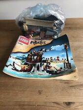 Lego Pirates Shipwreck Hideout (6253). Instruction Booklet Included