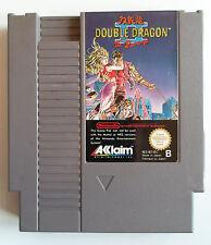 DOUBLE DRAGON II (2) for Nintendo NES