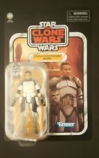 Star Wars Clone Commander Wolffe Clone Wars Kenner The Vintage Collection VC 168