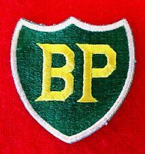 British Petroleum Oil & Gasoline Patch BP Shield Style 2.75x2.75 inches msu3