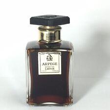 Vintage 1960s ARPEGE Extrait de LANVIN 1 oz. 30ml Paris France New Full, No Box