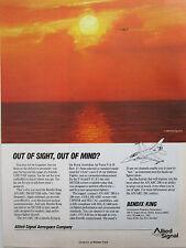 4/1988 PUB ALLIED SIGNAL BENDIX KING AN/ARC-200 HS/SSB RADIO USAF RAAF AD