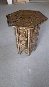 Orientalischer tisch Beistelltisch Teetisch