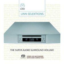 Linn Selektions: The Super Audio Surrond Volume by Various Artists (CD, Jan-2004, Linn Records (UK))