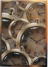 With belated Birthday wishes card, suitable for male or female, clocks theme new