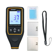 Sndway Digital Paint Coating Thickness Gauge Handheld Coatings Thickness Meter