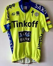 TINKOFF SAXO Russian Cycling Jersey
