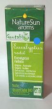 NatureSun Aroms - Huile Essentielle Eucalyptus Radiata Bio - 10 ml