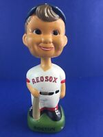 Vintage Boston Red Sox Bobble Head Nodder with Bat