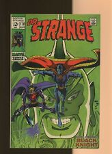 Doctor Strange 178 FN+ 6.5 * 1 * Black Knight! Sons of Satannish! Gene Colan!
