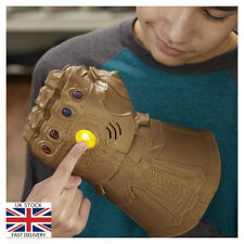 Avengers Marvel Thanos Infinity guerre Gauntlet Electronic Toy Kids Lights Sound UK