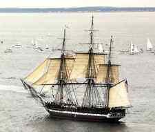 USS Constitution Ship Photo Navy Warship 1997