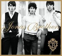 JONAS BROTHERS ( CD 2008 )  Used very good