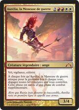 Aurélia, la Meneuse de guerre (Aurelia, the Warleader) GTC VF Magic #143 ▼▲▼