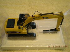 55282 Norscot Cat 320D L Hydraulic Excavator With Hydraulic Hammer NEW IN BOX
