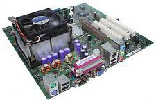 Mainboard und Pentium CPU-Kombination