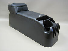 2006 - 2016 9C1 Chevy Impala Black Center Console with Tip Up Armrest