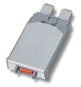 ☀️ (Qty 2) Eaton Buss 22310-000 24VDC 10AMP ATC Circuit Breaker Type III Reset