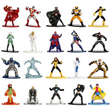 "Jada Toys Marvel X-Men 20 Pack Die-Cast Figures, 1.65 Scale Collectable Figu..."""