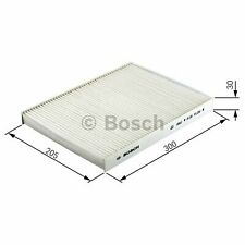 BOSCH Cabin Filter 1987432071 - Single