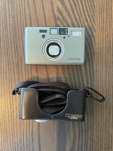 Contax T3 Single Tooth w/ Contax 70 Years Case