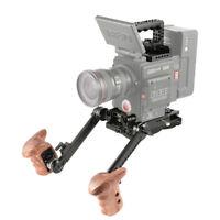 SmallRig Pro Rig DSLR Kit Shoulder Mount Rig para cámaras DSLR RED DSMC2 - 2102