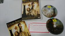 EL SEÑOR DE LOS ANILLOS LAS DOS TORRES DOBLE DVD EDICION ESPECIAL COPIA ALQUILER