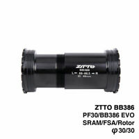 ZTTO BB386 EVO PF30 30 Bicycles Press Fit Bottom Brackets Axle for MTB Road Bike