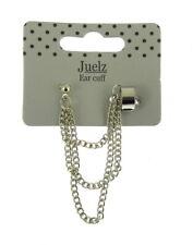 Ear Cuff  Chains Link Chain Tassels  Clip Stud Earring Bohemian   ka