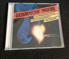 Geräusche Digital - Soundeffects - SFX - Sampling CD