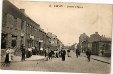 CPA Carvin-Quartier d'Epinoy (139899)