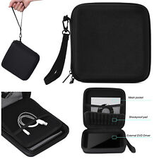 Universal Travel Pouch Carry Case Sac Pour CD DVD Blu-Ray & Disque Dur Externe