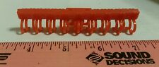1/64 ertl farm toy orange 8 row rowcrop field cultivator Plastic standi toy
