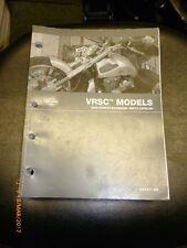 Harley Davidson 2009 Catalogo Ricambi - Vrsc Modelli - 99457-09