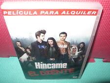 HINCAME EL DIENTE - PARODIA - CREPUSCULO - dvd