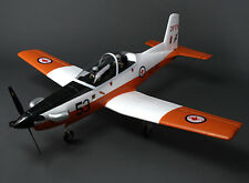 Unique RC Airplane Model PC-9 Trainer Aircraft Remote Control Plane PNP