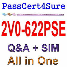 VMware Certified Professional 6.5 DCV 2V0-622PSE Exam Q&A+SIM