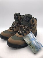 NEW Vasque Cascade Waterproof Hiking Boots Women Size 6 Brown Tan Shoes Outdoor
