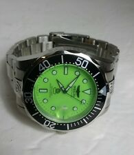 "Invicta 10641 Grand Diver Automatic Lume Dial Bracelet Watch ** Wrist Size 8.5""*"