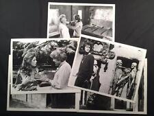 5 1972 The Dead Are Alive Nadja Tiller Vintage Movie Still Photo Lot A102