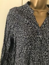 """H&M Morris And Co Tunic Dress Uk 6 20"""" Pit To Pit"""