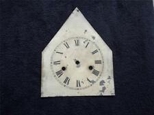 Steeple Clock Painted Zinc Dial Manross Brown Andrews Boardman Jerome Restore