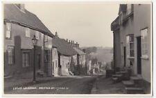 Suffolk; Lavenham, Prentice St RP PPC, Unposted, By Judges, No 13655