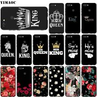 For Smart P20 Mate 10 Pro P10 P8 Huawei P9 Lite PS TPU Cover Phone Case Silicone