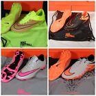 Nike HyperVenom Phinish Leather Mercurial Vapor X FG AG Soccer Cleats Boots Bag
