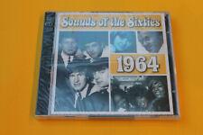 Time Life - Sound of the Sixties - 1964 - 2 CD Set (Neu - New)