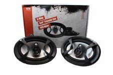 Bull Audio TR-69 by Rainbow, Oval 3-Wege Coaxial Speakers, Premium Quality