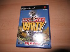 PS2 PLAYSTATION 2 PAL Monopoly party nuovo sigillato